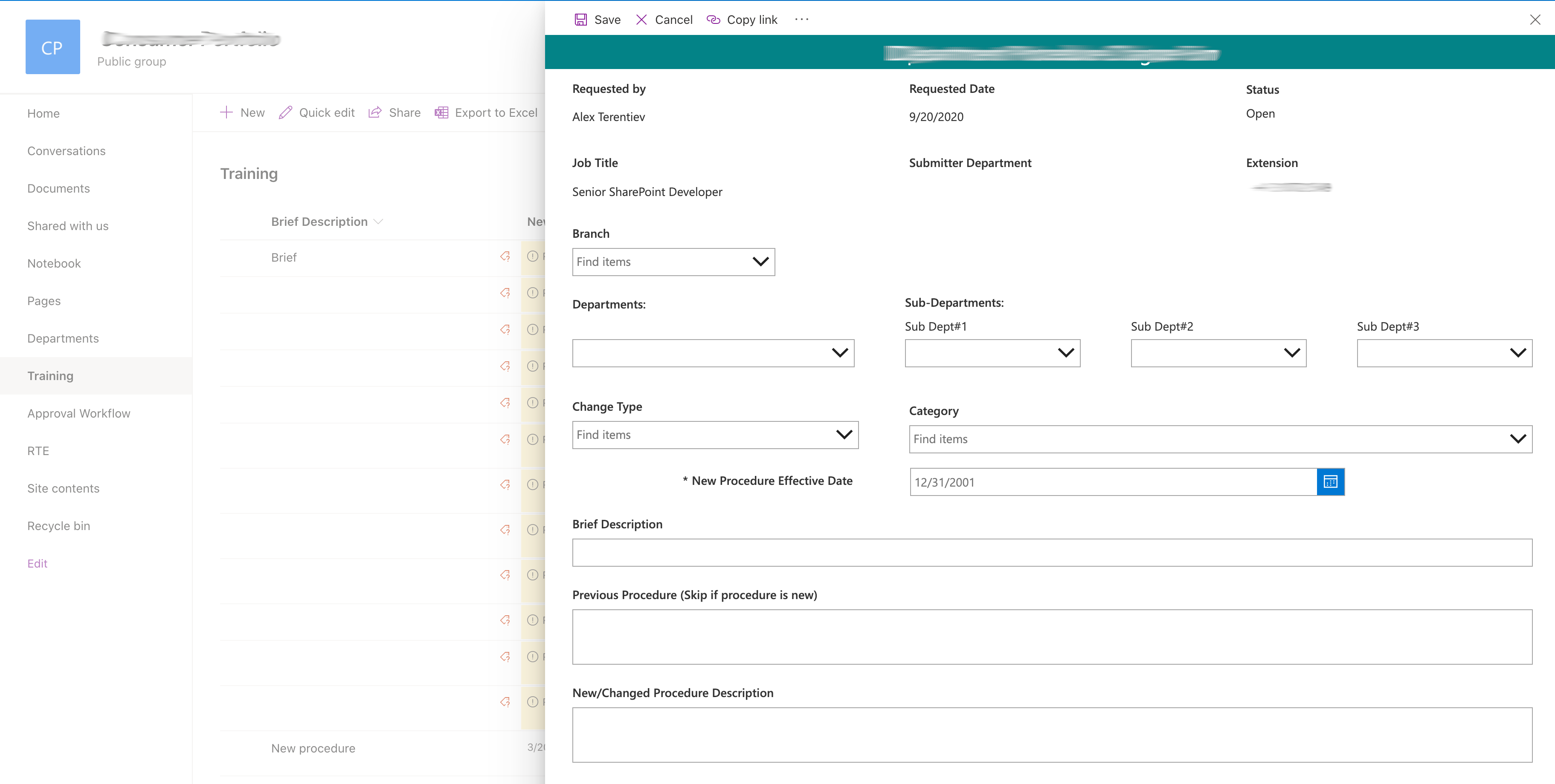 Migrating Power Apps SharePoint List Form
