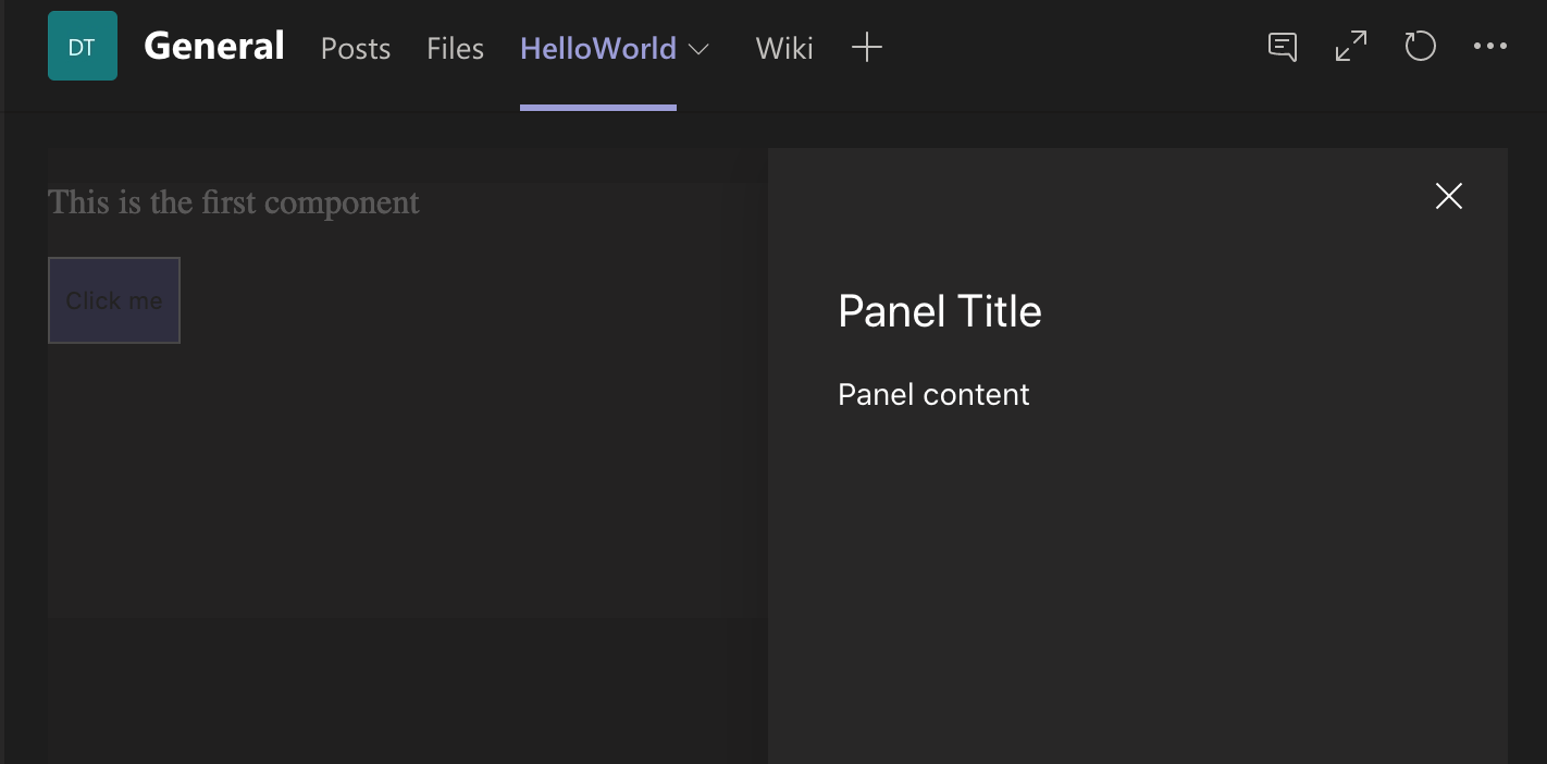 Support Microsoft Teams Themes in SharePoint Framework Solutions